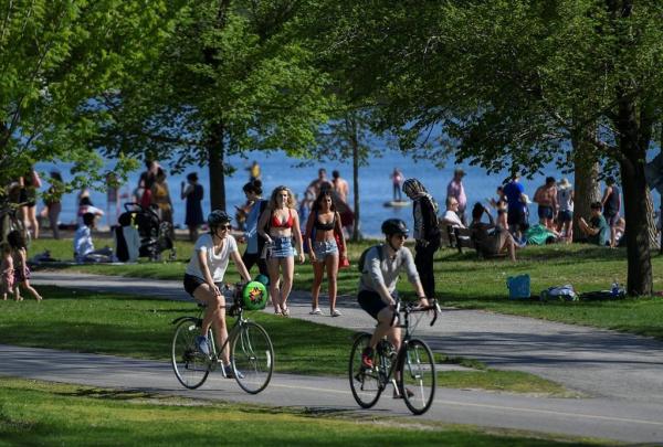 Mooney, Bay Park, Ottawa,