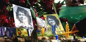 Berta Cáceres, women's rights, Honduras, environmental activists, killings, murder, impunity