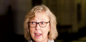 Green Party leader Elizabeth May on Energy East and TMX sagas.
