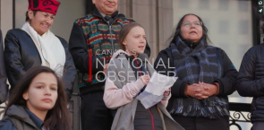 Greta Thunberg in Vancouver - National Observer