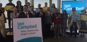 Chief Ian Campbell will run for mayor of Vancouver