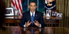 President Obama's Oval Office Address on BP Oil Spill & Energy