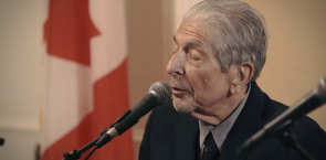 Leonard Cohen: You Want it Darker press conference