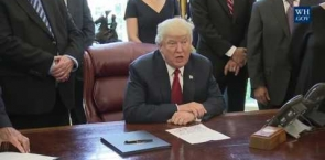 President Trump Leads Signing Event on Trade Expansion Act