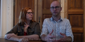 A Montreal pair's quest to help communities find food security