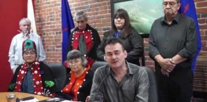 Gitxsan chiefs join wave of lawsuits against Pacific Northwest LNG