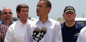 President Obama Assesses BP Oil Spill Response