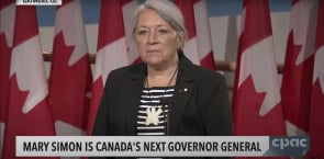 PM Justin Trudeau names Canada's next governor general – July 6, 2021