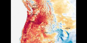 Pacific Northwest June 2021 heat wave smashing records