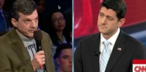 Republican Cancer Patient Tells Paul Ryan Obamacare Saved His Life